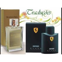 Perfume Importado Masculino Ferrari Black - Frete Grátis