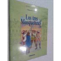 Livro Los Três Mosqueteiros - Alejandro Dumas Em Espanhol