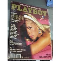 Play Boy Adriane Galisteu - Proibido Para Menores De 18 Anos