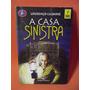 Livro - A Casa Sinistra -  Lourenço Cazarré - Com Suplemento Original