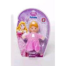 Boneca Estrela Fofolete Princesa Da Disney Aurora