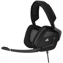 Headset Corsair Void Pro Rgb Usb Dolby 7.1 Usb Carbon