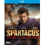Blu-ray Spartacus: War Of The Damned Importado