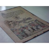 Thearte Apresenta Ricardo Iii - 1975 - Programa - Souvenir