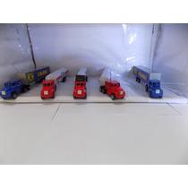 Lote Miniatura De Caminhão
