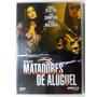 Dvd Matadores De Aluguel Original Carmen Electra Paul Sampso