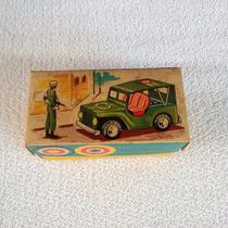 Jeep Militar Estrela Anos 60 - Na Caixa