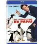 Blu-ray Original Do Filme Os Pinguins Do Papai ( Jim Carrey)