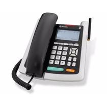 Telefone Celular Fixo Mesa Rural Dual Chip - #com Desconto