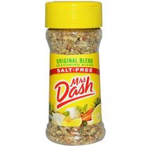 Mrs Dash Temperos Sem Sódio Sem Glutén Sabor Original Blend