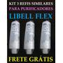 Refil Filtro Vela Purificador Lb Libell Acqua Flex