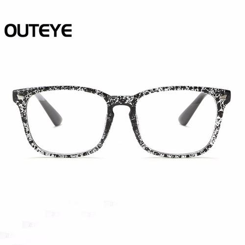 41bc93fc3 Armação Óculos De Grau Quadrado Grande Masculino Feminino Bt à venda ...