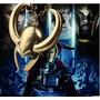 Colar Thor Loki - Elmo Os Vingadores Avengers