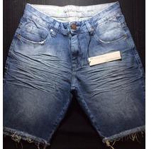 Bermuda Jeans Calvin Klein Original John John Armani Atacado