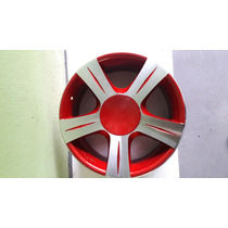 Rodas Esportiva Linha : Aro 17 Multi De 4 - 4x100 E 4x108