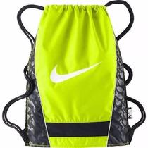 Bolsa De Academia Nike Verde Limão Bag Sacola Ba4695-712