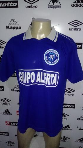 Camisa Ponta Grossa Esporte Clube. R  120 d8312c1303aee