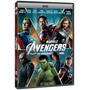 Dvd Os Vingadores - Avengers Marvel Novo Lacrado Original