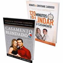 Kit Livro Casamento Blindado + 120 Minutos Blindar Casamento