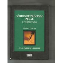 Livro - Codigo De Processo Penal Interpretado