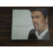 Cd Duplo - The Best Of George Michael