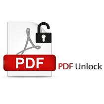 Pdf Unlock - Envio Por E-mail.