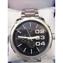 Relógio Masculino Original Atlantis (pronta Entrega )