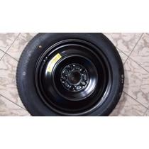 Estepe Honda Civic Aro 15 5 X 114 Com Pneu