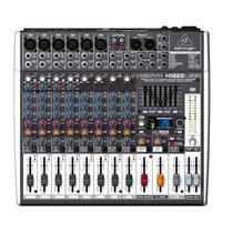 Mesa De Som 12 Canais Efeitos Interface Usb X1222usb Behring