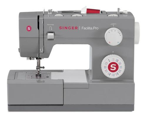 Máquina De Costura Singer Facilita Pro 4432 Cinza 110v