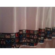 Cortina Infantil Disney Ben 10 - Original - Única No Ml