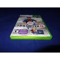 Jogo-fifa Soccer 13 Xbox 360