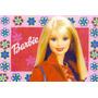 Saldão De Papel Arroz - Barbie A4 - Imperdível