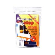 Tela Para Proteção De Mosquito P/janela 1 X 1,50 Fly Stop