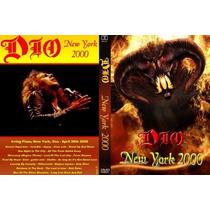 Dio - Live Irving Plaza New York City, Ny 2000 Dvd