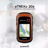Gps Garmim Etrex 20 X
