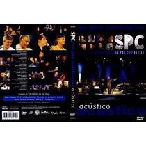 Dvd - Spc ¿ Só Pra Contrariar Acustico