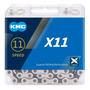 Corrente Kmc X11 Silver Prata 116l 11v Shimano Sram Mtb Original