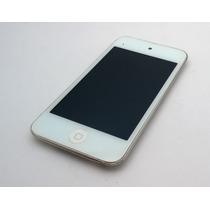 Ipod Touch 4 Geração 16gb Branco Mp3 Apple - Usado