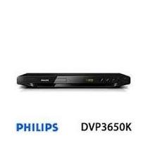 Dvd Player Philips Dvp 3650k/55 Usb 2.0 Divx Ultra