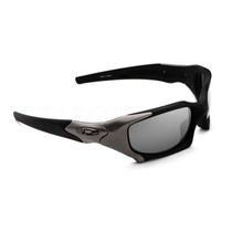 Oculos Oakley Pit Boss Ii Matte Black Troco Por Iphone