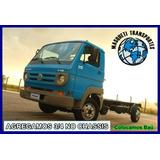 Agrega - Se Caminhão 3/4 Chassis E Colocamos Baú Refrigerado