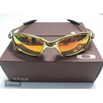 f35dda174 Novo Óculos Oakley Juliet 24k Gold Squared à venda em Vila Marieta ...