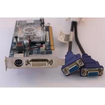 Placa De Vídeo Ati Radeon Hd 2400xt Fru 46r4160 256mb Pci-e