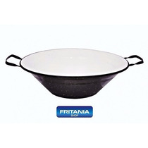 Tacho Esmaltado P/ Frituras N° 20 P(50cm) 10 Litros Fritania