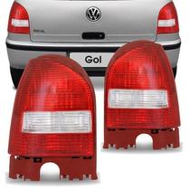 Lanterna Traseira Gol G3 Bicolor Modelo Original