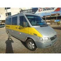 Sprinter 313 Cdi 05/05, Prata, C/ Bancos Retos Exec Ar Cond