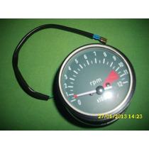 Tacômetro Contagiro Cg 125 Bolinha Ano 77 Até 82