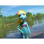 Monster High Lagoona Blue 13 Desejos Lacrada Nova!
