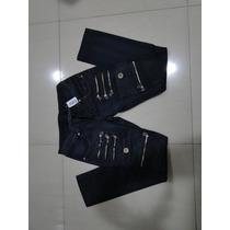 Calça Jeans 38 Femenina Recruta